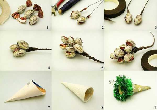 Подарки из конфет своими руками фото – Подарок из конфет своими руками: 20 идей для творчества