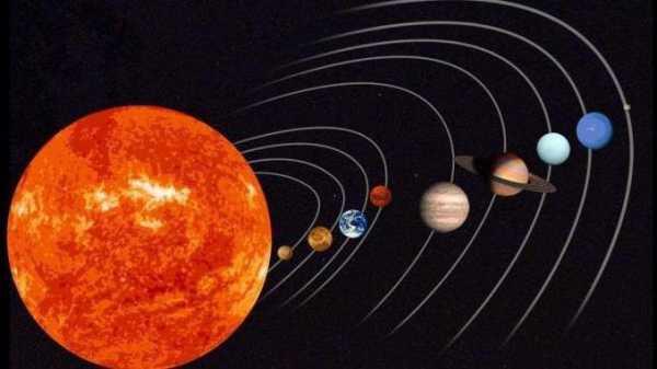 Рисунки космоса и планет красками